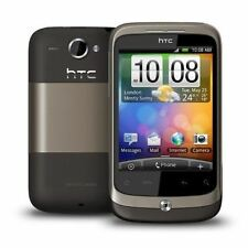 BRAND NEW HTC WILDFIRE A3333 - 3G - 5MP - GPS - MOCHA - UNLOCKED