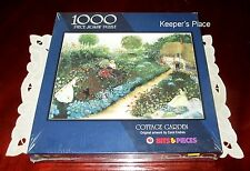 Carol Endres COTTAGE GARDEN 1000pc Jigsaw Puzzle Bits & Pieces New Sealed