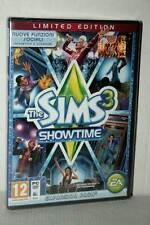 THE SIMS 3 SHOWTIME EDIZIONE LIMITATA ESPANSIONE NUOVA PC DVD VER ITA FR1 48374