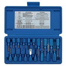 Terminal de presse 19pc Universal Tool Set Type de fiche Kit Remover connecteur