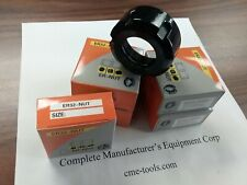 5pcs ER32 Nut for clamping collets, balanced to G2.5/25000rpm-NUT-ER32-G25
