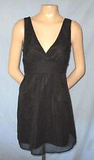XXI Little Black Cocktail Dress Size Small (7/8 Estimate) Fully L
