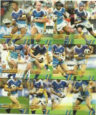 2008 NRL SELECT CHAMPIONS GOLD COAST TITANS TEAM SET 12 CARDS