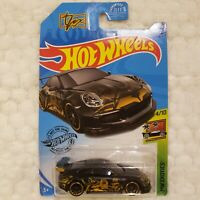 Hot Wheels 162/250 - 2020 HW Exotics 4/10 - Tanner Fox Porsche 911 GT3 RS GHC30