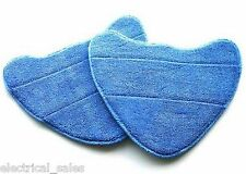 FITS VAX S3S BARE FLOOR PRO STEAM CLEANER MICROFIBRE CLEANING PADS