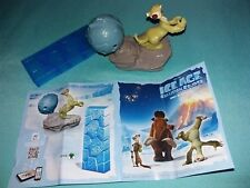KINDER FERRERO SURPRISE ICE AGE SET EASTER MAXI FIGURE SID SDD36 CAKE TOPPERS