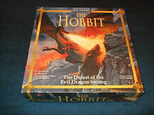 THE LORD OF THE RINGS --THE HOBBIT-- FAMILY BOARD GAME 2001