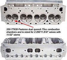 Edelbrock 77939 Big Block Chrysler Victor Max Wedge Head290cc Intake Ports