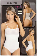 SPAGETTI TOP BODY  SUIT SHAPER / REDUCER -THONG