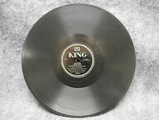 "78 RPM Record 10"" Mary Lou Williams With Orchestra Knowledge King 15003"