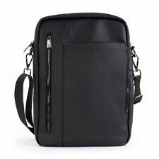 Tablet Bag, Snugg™ - 12.9'' Inch Leather Shoulder Bag for iPad Pro, Galaxy Tab