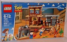 SEALED 7594 LEGO Toy Story WOODY ROUNDUP Disney Pixar Movie Jessie Horse 502 pcs