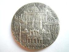 Medaille Vatikan 1975 Jubiläumsjahr MCMLXXV  UT UNUM SINT signiert D. Colombo