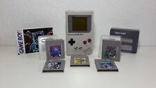 Nintendo Gameboy Classic Konsole mit Spielen
