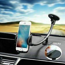 Support Voiture 360° Universel Adhésif Tableau de Bord Écran pour GPS Téléphone