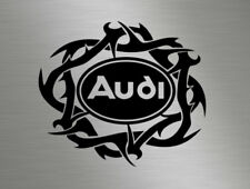 Audi Car Tribal Vinyl Decals Stickers Window A1 A2 A3 A4 A5 A6 RS Q5 Q7 TT Sport