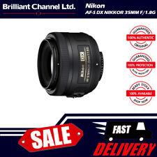 Nikon AF-S DX NIKKOR 35mm f/1.8G Camera Lense - Black