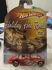 Hot Wheels Holiday Hot Rods Austin Healey Red