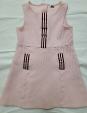 Janie And Jack Quilted Dress Girls Size 6