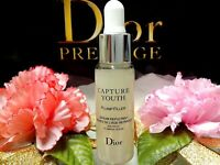 Dior Capture Youth Plump Filler Age-Delay Plumping Serum◆☾7mL☽◆~☾*FREE POST!!*☽~