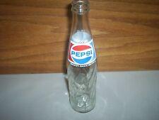 "Vintage Pepsi 300ml Canada Glass Soda Pop Bottle (9.5"" Tall) (Pepsi-Cola)"