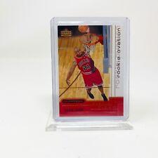Marcus Fizer Rookie - 2000/01 Upper Deck Ovation - 188/2000 - Chicago Bulls