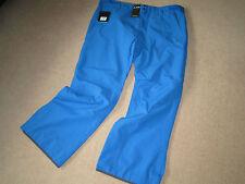 Brand new hommes chaque D2 MOGUL technique pantalon de ski bleu taille XXL skiydiver