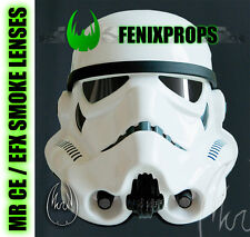 Stormtrooper Smoke lenses replacement for MR CE / EFX HELMETS STAR WARS prop