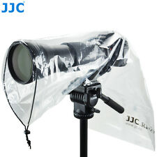 JJC 2PCS Waterproof Rain Cover Coat Poncho Protector for DSLR Camera Canon Nikon