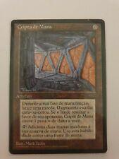 1x MTG Mana Crypt - *NM* Book Promo Artifact Portuguese