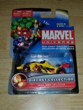 2011 MARVEL UNIVERSE  Iron Man Formula Die Cast Collection 1:64 Maisto