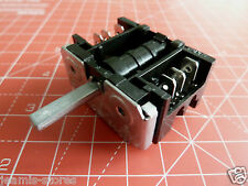 CANNON COOKER OVEN SELECTOR SWITCH 42.02900.000 GENUINE EGO