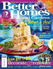 BETTER HOMES AND GARDENS BHG MAGAZINE MARCH 2017 DECORATE RENOVATE ISSUE -  NEW
