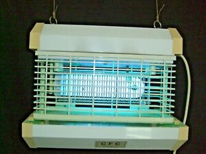 Insta Flash Fly/Insect killer model E550 hew tube fitted + a spare