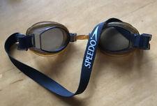 swimmingbrown goggles speedo