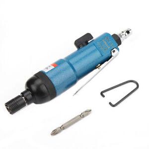 "Air Screwdriver 1/4"" Professional Screw Driver Pneumatic Tool 9000RPM Power Tool"