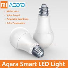 Xiaomi Aqara Smart Light LED Bulb Wireless Zigbee 9W E27 Voice /App Control 220V