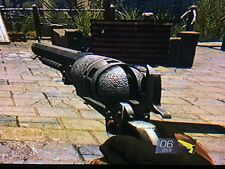 DYING LIGHT LAST WISH REVOLVER GOLD GUN WEAPON for DYING LIGHT for the XBOX ONE