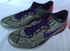 Nike Zoom Kobe 8 VIII System Pit Viper 555035-003 Basketball Shoes Men's 17 new
