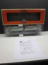 LIONEL 6-27531 NORTHERN PACIFIC PS-4 FLATCAR W/PIGGYBACK TRAILERS ORIGINAL BOX