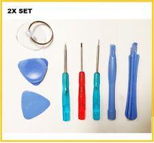 2 X SET Screen Tool Kit for iPhone 5S 5 4S 4 6 6S Repair Screwdriver Apple iPod