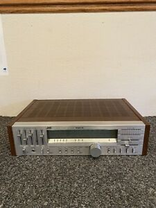 JVC R-S33 Stereo Receiver Super-A With Sea Graphic Equalizer