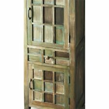 BUTLER JODHA PAINTED ACCENT CABINET