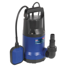 WPC100A Sealey Submersible Water Pump Automatic 100ltr/min 230V [Water Pumps]