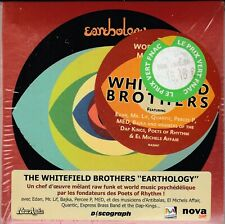 Whitefield Brothers- Earthology BRAND NEW CD Free 1st Class UK P&P