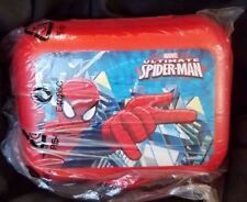 Tupperware Kids Packable Red Snack 1 pc Container Marvel Ultimate Spiderman