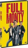 Full Monty DVD Nuovo Sigillato Robert Carlyle Peter Cattaneo