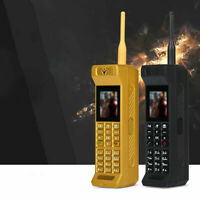C6+ Small Retro Mobile Phone 2G Network Dual-SIM Card Big Button Cell Phone 32MB