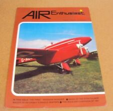 """AIR Enthusiast Magazine # 10 1st """"Wooden Wonder"""" The Iraqi Air Campaign of 1941"""
