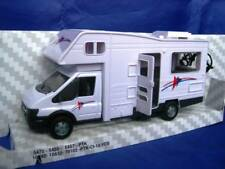 FORD TRANSIT STYLE MOTORHOME MODEL TOY 5470 FLASH APPROX 1:43 MOTORZONE